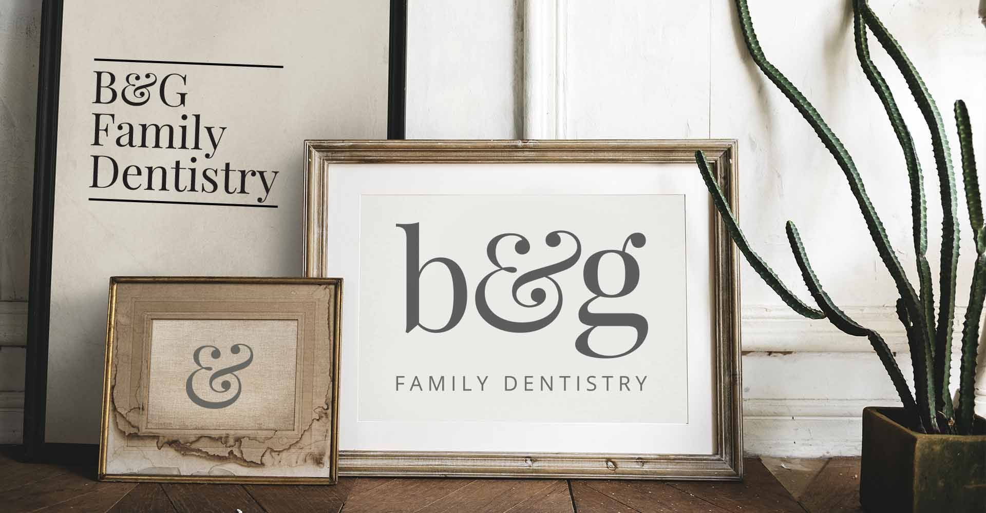 logo for a dentist